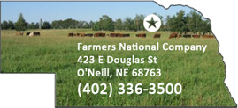 O'Neill NE Farmers National real estate office